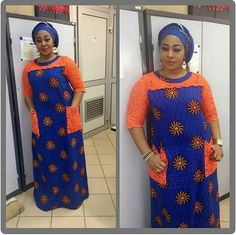 Clothing ideas on modern african fashion 262 African Maxi Dresses, Ankara Dress Styles, African Dresses For Women, African Attire, African Wear, African Women, African Outfits, African Fashion Designers, African Fashion Ankara