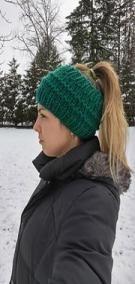 Ravelry: Everyday Ear Warmer pattern by Angela Dykman - GotoPinter Loom Knitting Patterns, Easy Knitting, Knitting For Beginners, Knitting Scarves, Quick Knitting Projects, Knitting Needles, Crochet Headband Pattern, Knitted Headband, Knitted Hats