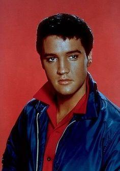 Elvis Presley, circa 1968.
