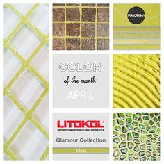Color April - Litokol Starlike Glamour - Mela