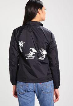 Vans Damen Snoopy Skates Coaches Jacket Jacke: