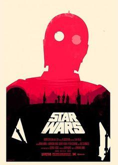 Awesome Minimalist Star Wars Posters - Photo - TechEBlog