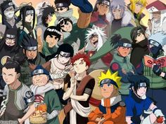 """-Naruto taught us to never give up, and live life without regrets. -Sasuke taught us that sometimes we fall deep into the darkness, and need a real friend to pull us back. -Kakashi taught us that teamwork is important. -Sakura taught us that even if we are not as strong as other people, we can still be supportive. -Neji taught us that we have the power to change our destiny. -Hinata taught us that we can become stronger if we idolize someone strong. -Asuma taught us that children are the…"
