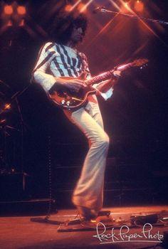 Brian May by Martyn Goddard