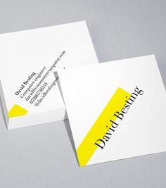 93 Best Minimalist Business Cards Images On Pinterest Business