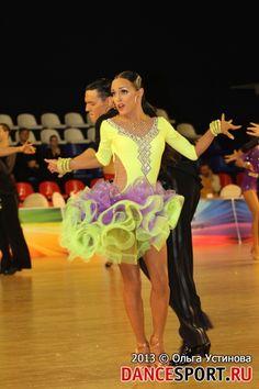 WDSF International Open Latin. Огни Москвы 2013. Танцевальные фотографии