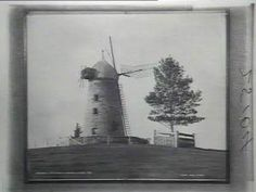 Sydney's last standing mill? Mt Gilead near Campbelltown c1940, NSW.