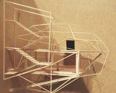 Parasitic architecture - 2004 thesis project - M.ARCH TTU - by David Scott Taylor