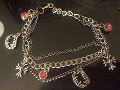Check out this item in my Etsy shop https://www.etsy.com/listing/458023038/vampire-bracelet-dracula-bracelet