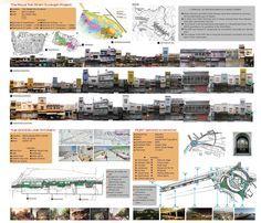 Urban Regeneration (Trade Route Gujrat City) on Behance