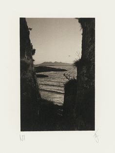 'Rum at Dusk', Platinum/Palladium Print by Jack Lowe.    The photograph I made on the day mrjacklowe.com was conceived...