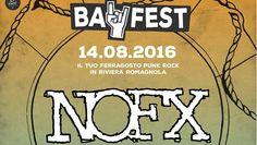 NOFX in concerto domenica 14 agosto al Bay Fest di Bellaria Igea Marina (RN)