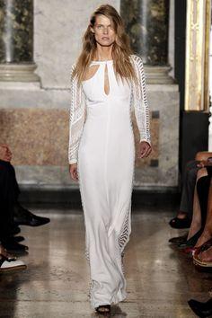 Mariage: robe de mariée Emilio-Pucci