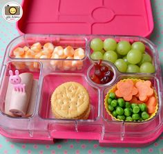 Bento box lunches for school
