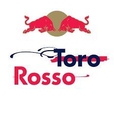 Afbeeldingsresultaat voor toro rosso f1 logo
