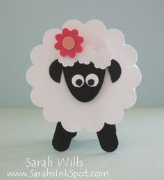 CUTE Easter Sheep Treat… – Sarahs Ink Spot