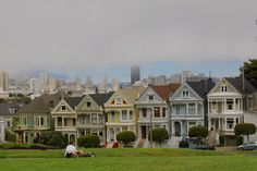 The Seven Painted Ladies, San Francisco, Full House