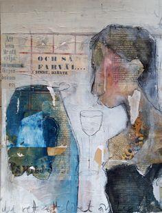 carola kastman,collage