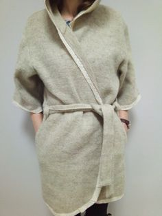 2a1c0001a9 hemp bathrobe  Organic bathrobe hemp cloth bath Robes organic hemp econica