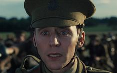 "ladyhiddles:  Steven wanted to show captain Nicholls death without you see him die .He said to me"" the camera is gonna move across your face but I don't want you to do shock or surprise or fear or terror ,how old are you ?"" ,I said ""I'm 29"" .He said ""okay ,I'm gonna say guns ,and when you hear me say guns ,the camera will settle and I want you to deage your self by 20 years so you're 29 and then you're 9 ,strip away the man and show me the boy"". –Tom Hiddleston"