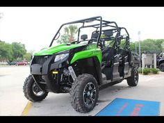 New 2017 Arctic Cat HDX 700 Crew XT ATVs For Sale in Florida. 2017 Arctic Cat HDX 700 Crew XT, Call (866) 374-0612 and ask for Ed. Se Habla Espánol. 2017 Arctic Cat® HDX 700 Crew XT Features May Include: 700 H1 4-STROKE ENGINE WITH EFI The 700 H1 is a 695cc, liquid-cooled single cylinder with EFI. Excellent throttle response provides smooth and consistent acceleration. FULLY-INDEPENDENT SUSPENSION WITH REAR FOX FLOATS The HDX is built to tackle any job, and heavy loads require a shock that…