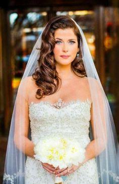 52 Best Bridal Hair Down Long Images Hair Long Hair Styles