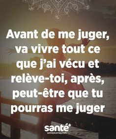Franch Quotes : - The Love Quotes Best Quotes, Love Quotes, Inspirational Quotes, Positive Attitude, Positive Quotes, French Quotes, Bad Mood, Positive Affirmations, Cool Words