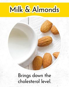 Low blood pressure is one of the most common diseases, which is faced by the people today. Hence we bring here home remedies for low blood pressure. Low Blood Pressure Symptoms, Cholesterol Levels, Almonds, Home Remedies, Milk, Food, Essen, Almond Joy, Meals
