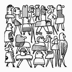 La Belle Illustration: Benjamin Chaud