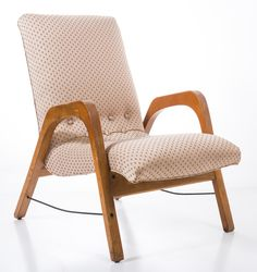 GRANT FEATHERSTON RELAXATION CHAIR