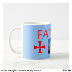 Fatima Portugal Sanctuary Mug