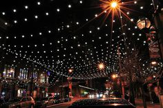 Larimer Square, Downtown Denver. Just a short drive from the Denver International Airport.