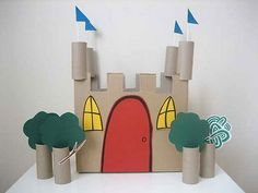 10  Homemade Building Themed Toilet Paper Roll Crafts, http://hative.com/homemade-building-themed-toilet-paper-roll-crafts/,