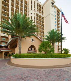 Entrance to Castillo in Tampa