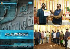 Tollywood news: Bahubali star Prabhas 19th movie launched; Allu Arjun's DJ first look release date revealed