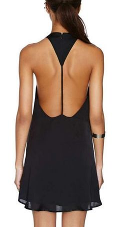 Black Dress: