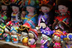 Tourist Shop in the old town (Shanghai) by Kalexander2010, via Flickr