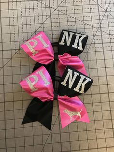 732ab32c5e90c Cheer bows for your stunt group