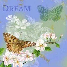 Butterflies Inspire II by  Jane Maday