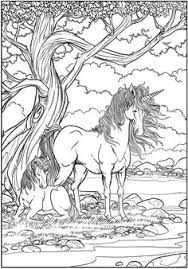 217 Best Fairies Unicorn Coloring Pages Images Coloring Pages