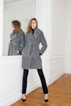 Fashion Design   Martin Grant Lookbook: Fall 2014