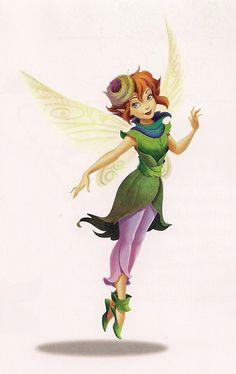 disney fairies graphic novel cover | APPEARANCES: