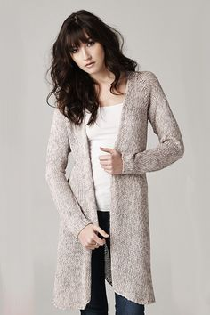 oatmeal colored cardigan