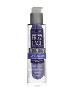John Frieda Frizz Ease Extra Strength Serum, Ounce Nourishing Treatment for Thick, Coarse Hair, featuring Bamboo Extract and provides Salon-caliber Smoothing Anti Frizz Hair, Anti Frizz Serum, Best Hair Serum, Curly Hair Styles, Natural Hair Styles, Coarse Hair, Bleached Hair, Silky Hair, L'oréal Paris