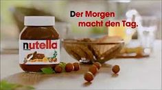 Nutella Werbung Sommer 2015 - YouTube