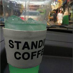 이태원의 스탠딩 커피