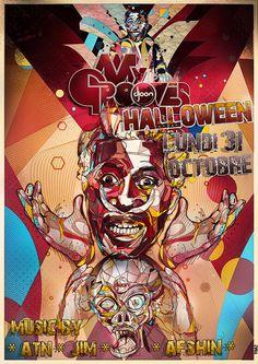 My Grooves - Halloween - 2011