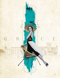 LA-based designer and creative director Ozan Karakoc created this series of…