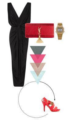 """Pmz zuckkkkkkkk #100happydays"" by tuti-titu ❤ liked on Polyvore featuring T-Bags Los Angeles, Yves Saint Laurent, MANGO and American Apparel"