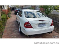 2005 Mercedes-Benz E55 AMG Auto MY06 - $45,000 Coburg %u2013 Car Hub Sales Amg Car, Mercedes E55 Amg, Automatic Transmission, Brisbane, Cars For Sale, Engineering, Cars For Sell, Technology